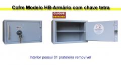 HB-Armário com fechadura
