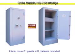 Cofre HB-010-Inteiriço