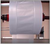 Sacos industriais lisos- são produzidos nas formas