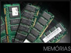Mais de 50.000 modelos de memórias, para todos