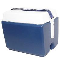Caixa  térmica  Azul Escuro 24L - o tamanho ideal