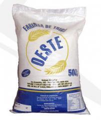 Farinha de Trigo Oeste Tipo 1 Inteira