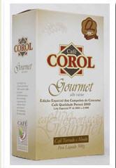 Café Corol Gourmet à Vácuo