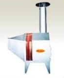 Fornalha de Fogo Indireto Trocadora de Calor FFI