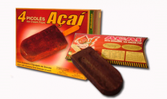 Guaraná no palito  - tem sabor delicioso e