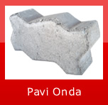 Bloquetes de Concreto - Pavi Onda