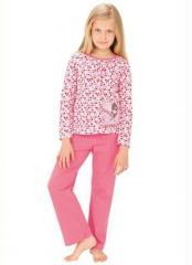 Conjunto Pijama Feminino Rosa