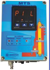 Monitor de Temperatura do Secador MTS -  display