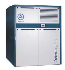 Compressores de lóbulos rotativos Delta  Hybrid -