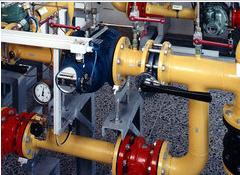 Medidores de gás rotativo  - são fabricados desde
