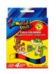Cola Colorida - Caixa com 4 unidades