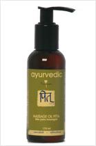 PITTA - Óleo para Banho e Massagem