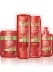 Shampoo Pós-Coloração