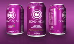 A Bony Açaí extrai o melhor da fruta, além de