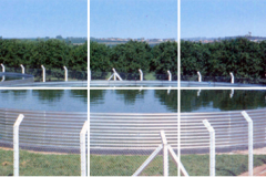 Reservatório australiano - desenvolvido para
