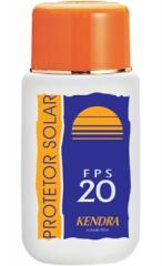 Protetor Solar FPS 20