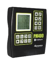 PM 400 foi projetado para atender as necessidades