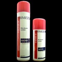 Spray fixador de cabelos
