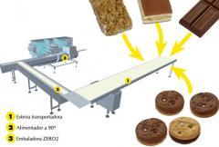 Máquinas alimentadoras.