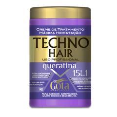 Creme de Tratamento Techno Hair Queratina