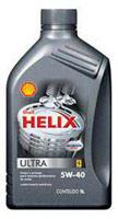 Shell Helix Ultra 5W40 API SM e ACEA A3/B3/B4