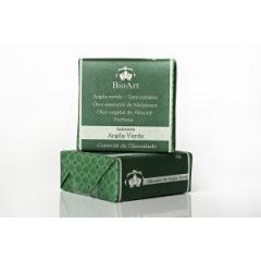 Sabonete de Argila Verde e Chá Verde 80g 100%