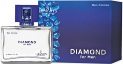 Deo Colônia Diamond for Men 50ml