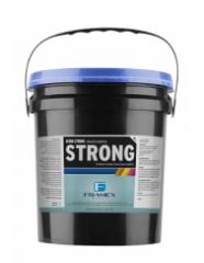 Emulsão Strong -emulsão para a gravação de tela utilizada nas estamparias de impressão localizada e corrida de longas tiragens com uso de produtos a base de água.