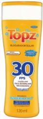 Topz Bloqueador Solar FPS 30 120ml