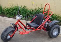 O Triciclo off-road