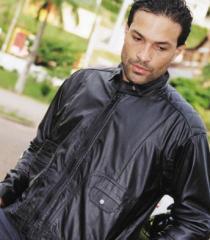 Jaquetas motociclistas masculinos