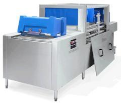 Lavadoras de caixas térmicas e cubas padrão GN 1/1