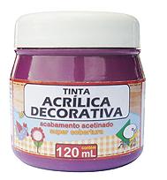 Tinta Acrílica Decorativa Aquarela Brasil foi