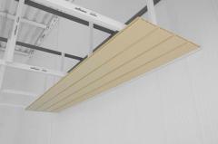 Plastilon é um perfil em PVC rígido que garante
