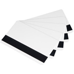 Cartão PVC CR 80 0,75mm Branco