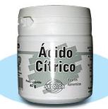 Ácido cítrico concentrado Arcólor - é naturalmente
