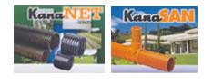 Tubos para Drenagem e Saneamento - Kanaflex
