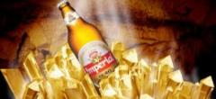 Cerveja de garrafa