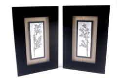 Bamboo RC (preto/marfim)