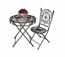 LDF Cadeira de ferro