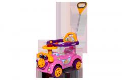 Ring Car Rosa
