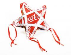 Estrela Lata Reciclada