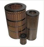 Elementos de filtros para motores navais.