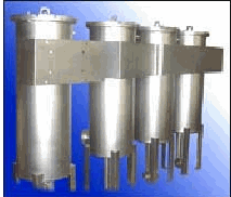 Filtros Tipo Cartucho– Série CT - filtros