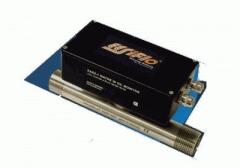 Sensor para monitoramento de água em óleo.