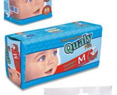 Fraldas Qualy® Plus