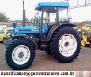 Trator Agricola New Holland 7630