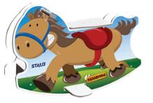 Cavalinho de Balanço