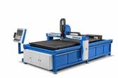 Mesas de Corte CNC  Absoluta - máquina possui uma
