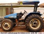 Trator Agrícola New Holland TL 85